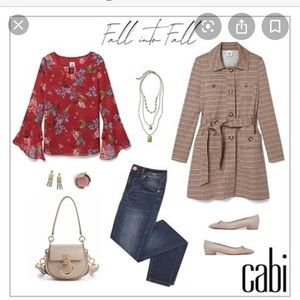 CAbi Tops - Cabi Devoted Blouse
